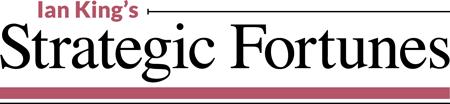 Ian King's Strategic Fortunes Logo